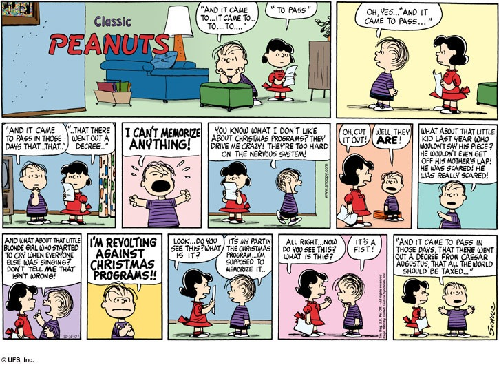 Classic Peanuts - Motivation 101