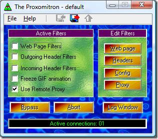 proxomitron default